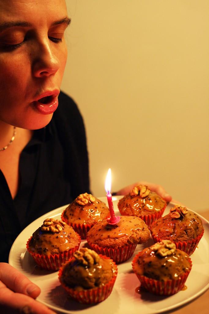 Kookanje - Verjaardagscupcakes