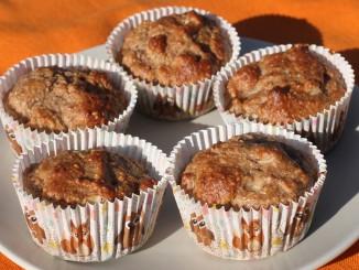 Kookanje - Gezonde havermoutmuffins