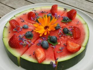 Kookanje - watermeloentaart