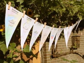 Kookanje - vlaggetjes
