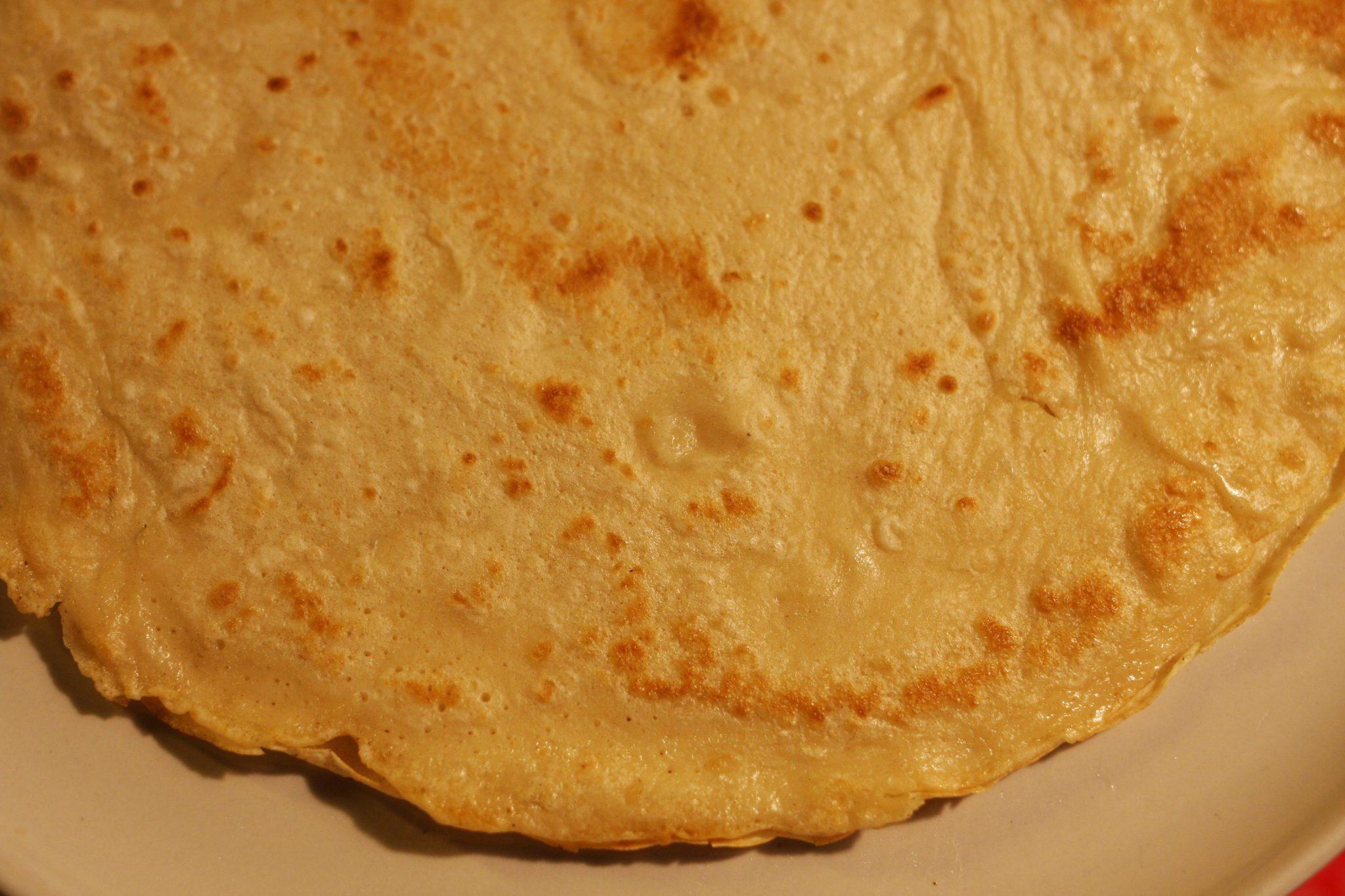 Servische pannenkoeken of 'palacinke'