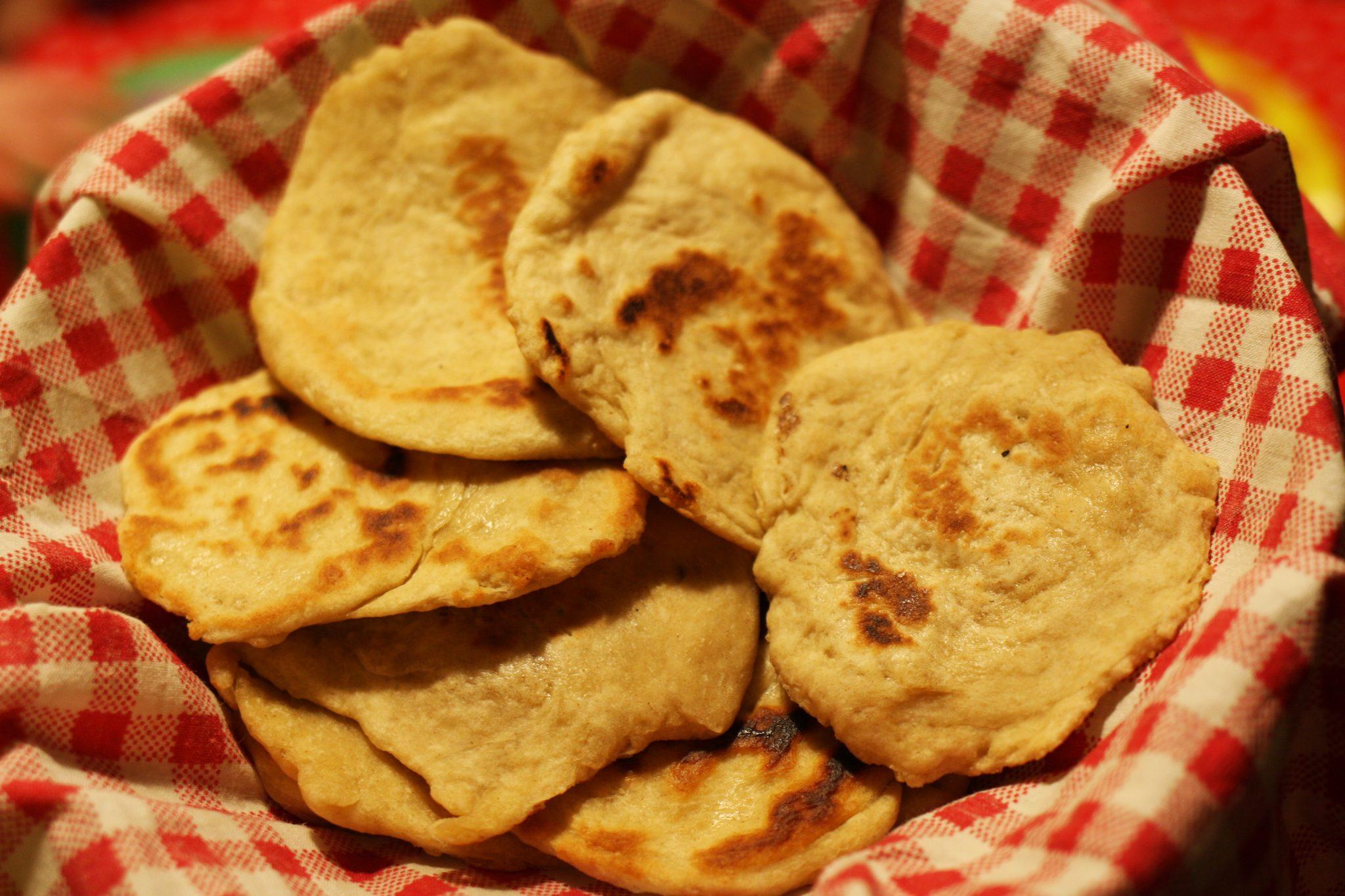 Broodjes uit de pan