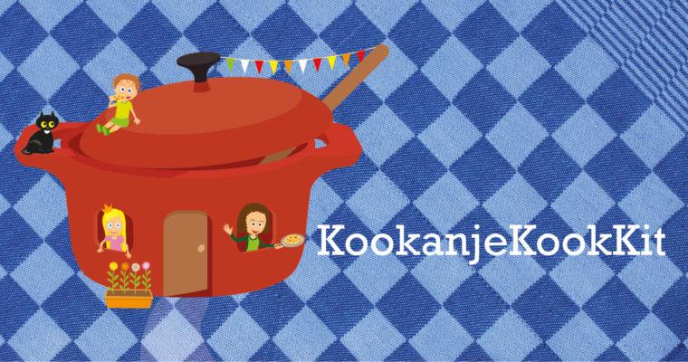 Reserveer nu je KookanjeKookKit voor de vakantie!