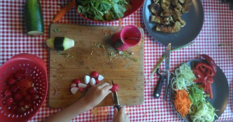 Tips om samen met kinderen te koken